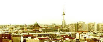 solar Bar Restaurant Club - Berlin 17. Etage - Essen und Trinken mit Ausblick