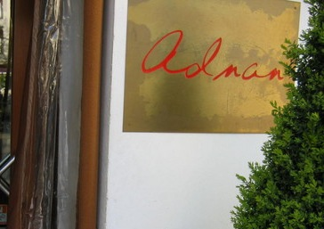 Adnan Restaurant Bar - Borchardt des Westens - Berlin City West - Schlüterstrasse 33