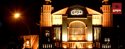 Goya Berlin - Club - Dinner - 104.6 RTL Clubnacht - Samstag - Eventlocation - City West