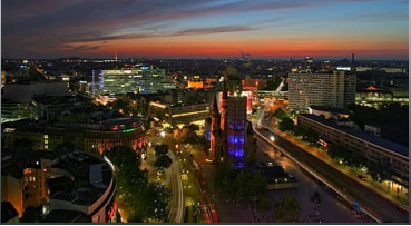PURO Sky Lounge - Europa Center Tower - neue Club Lounge in Berlin - e-concierge Partner