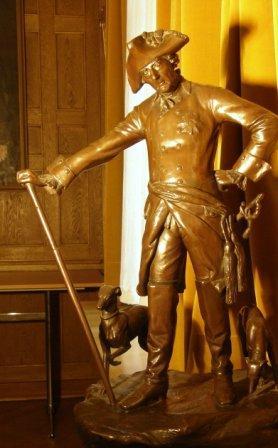 300 Jahre - Friedrich II., auch Friedrich der Große oder der Alte Fritz feiert Geburtstag - Gründer der Johanneslogen - *24. Januar 1712 in Berlin, Königreich Preußen
