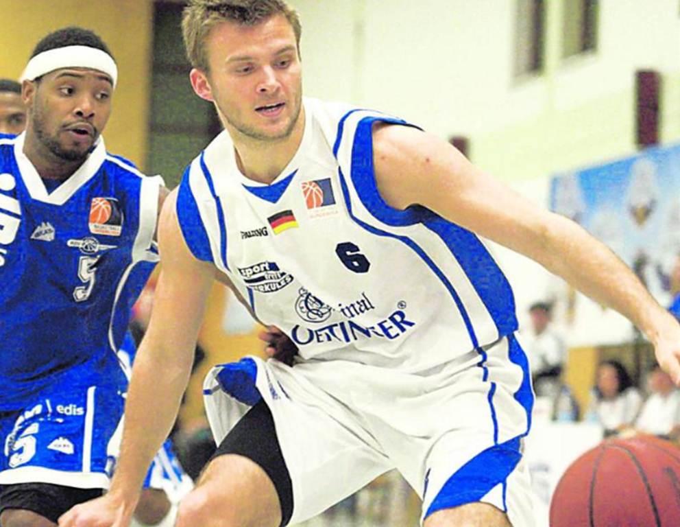 Kevin Schaffartzik spielte bei seiner Rückkehr in die Kleinmachnower BBIS Arena groß auf.