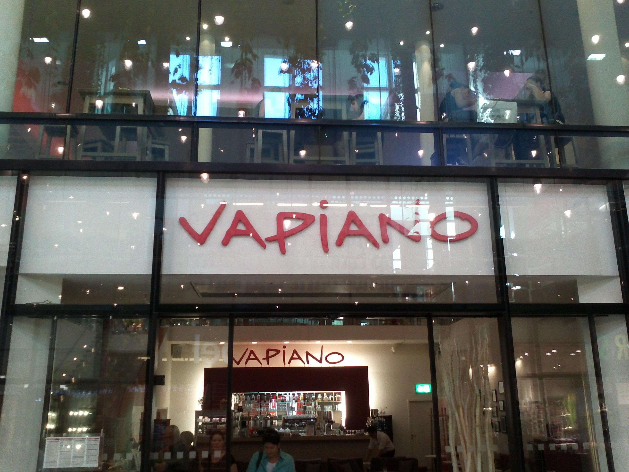 Vapiano Pasta, Pizza und Bar - Restaurant nähe Marienplatz Fünf Höfe München - 4 Standorte in Bayerns wunderschöne Landeshauptstadt