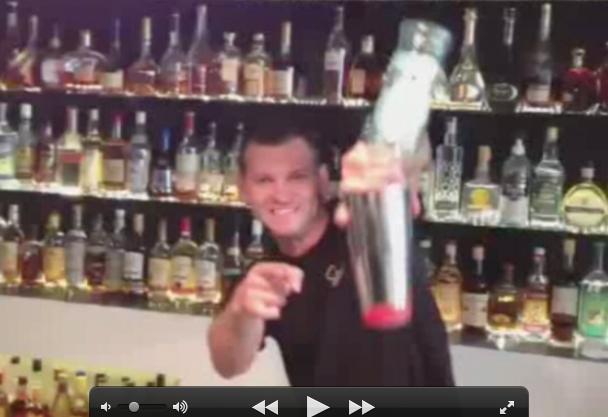 Andrej Borisik Show Keeper Barkeeper Barschule Berlin