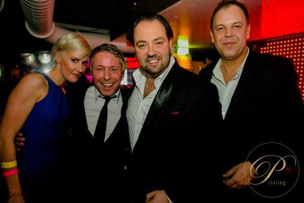 Daniel van Cleef Concierge Gerry Privileg Club Hyatt Hotel Hamburg