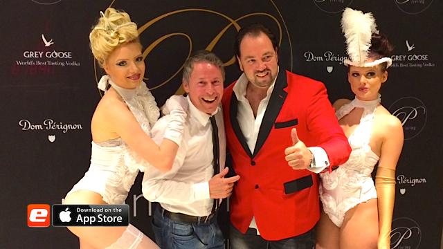 Concierge Hotellerie Party Daniel van Cleef Gerry Privileg Club Hyatt Hotel Hamburg 20 September 2014