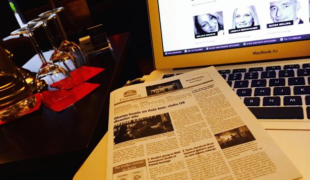 MOA Press Newsletter Gaeste guest Zeitung Hotel Berlin Best Western