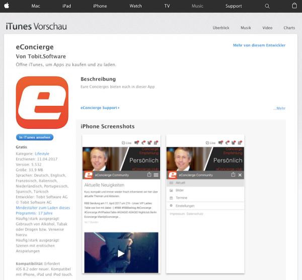 2017_1304_eConcierge_AppStore_Apple_Vorschau_iTunes_Beschreibung_Leistung_Service Blog