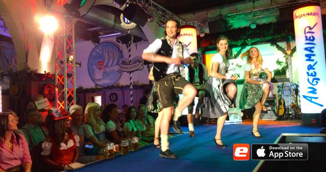 ANGERMAEIER Kader Loth Ferdinand Prinz Anhalt Hofbraeu Berlin 2014 Oktoberfest Trachten Trend