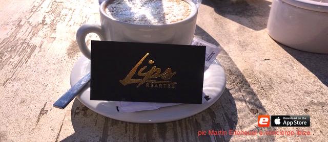 Martin Eiteneuer Concierge Ibiza Lips stylisch Beach Club Playa Bossa 2014 Winter 1