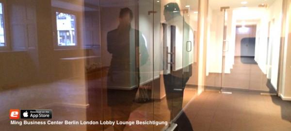 Ming Business Center Berlin London Maerz 2015 Besichtigung Offene Tuer
