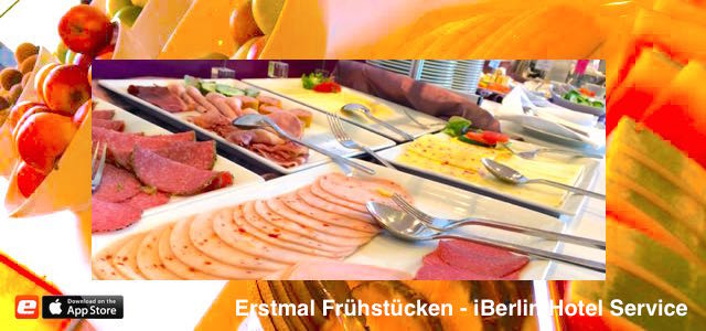 Breakfast Hotel Berlin MOA Concierge fruit fresh