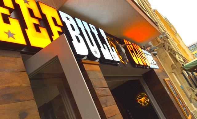 Beef Bull Club Soft-Opening 2015 Hackescher Markt Berlin