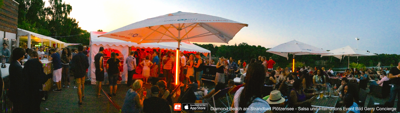 Concierge Gerry Diamond Beach Berlin Ploetzensee Freibad Salsa Internations Berry