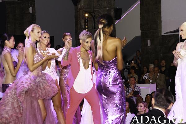 Robin Rayanian Adagio Show 2015 Fashion Week