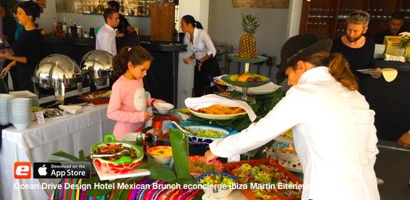 Buffet 2015 30.11 Marina Botafoch Ocean Drive Hotel Buffet Bewertung