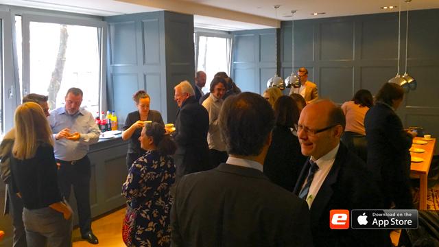 2016 05.04 April Fruehling Buffet Brunch Ming Business Center London Berlin Concierge