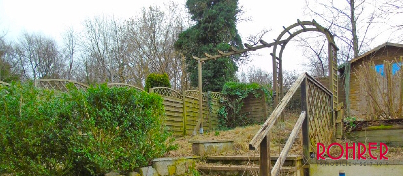 Garten 2016 April Schwielowsee Haus Sanierung See Wald Wasser Havel Caputh Ferch Rohrer Immobilien Kauf