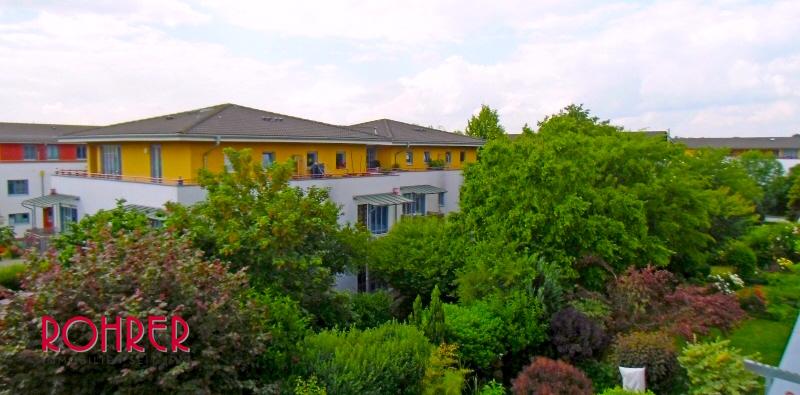 2016 1108 KW32 Wohnung 14558 Nuthetal vermietet 2 Zimmer Wohnung Potsdam O 56163 ausblick sicht Blick