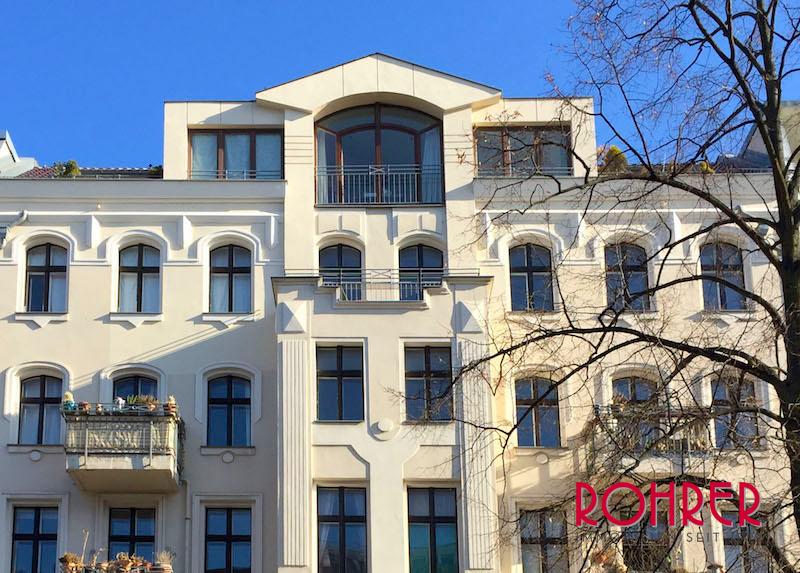 2017 2302 Wohnung 10625 Berlin Charlottenburg Kauf 98782 O 56250 Schlüterstraße vermietet Altbau Rohrer Immobilien