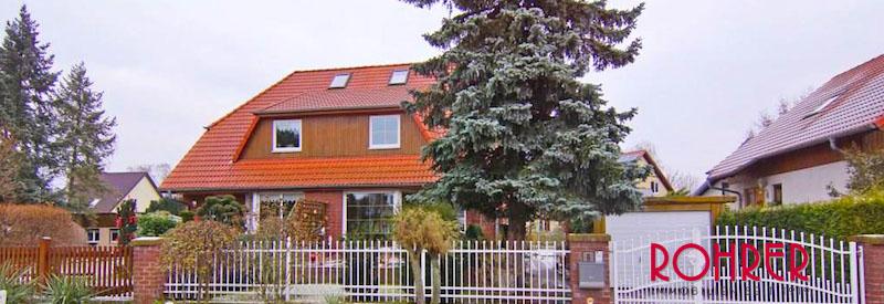 2017 0603 Doppelhaushälfte 13053 Berlin Kauf Objekt 98649 O 56289 Familie DHH Garten Garage Vorgarten