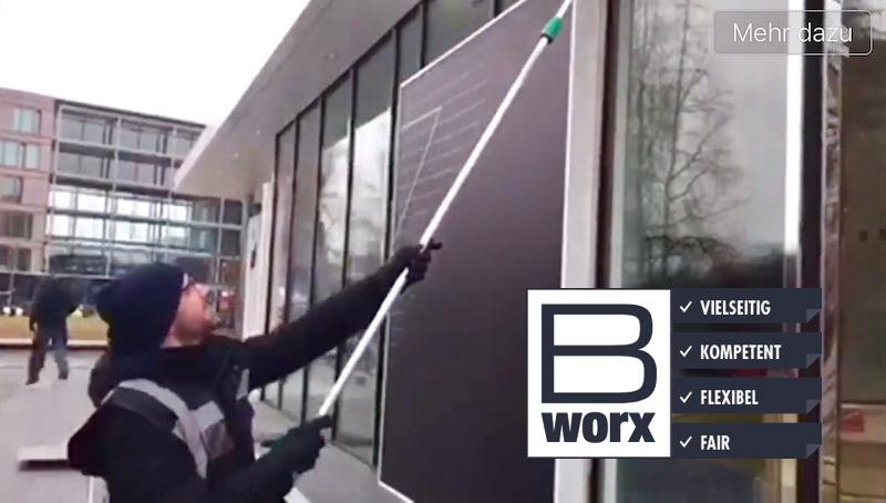 bworx worx berlin dienstleistung service reinigung sauber sicher Alexander Beer