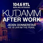 Ku'Damm After Work | 104.6 RTL  im wunderschönen THE PEARL