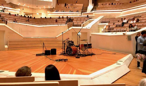 Olga Show Philharmonie Premiere Concierge eTicket Gerry Start Beginn