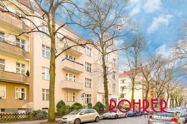 2017 1105 Strasse Eingang Wohnung 12163 Berlin Steglitz Wilmersdorf Kauf Objekt ID 99893 O 56332 Stilvoll 2 Zimmer ETW vermietet