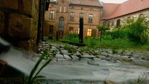 2017 2105 Lutherhof Regen Platzregen Reinigung Luft Freimaurer Wandern