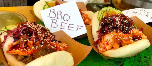 2017 BBQ BEEF Burger Asian Sushi Festival Leo Veranstalter Birgit Bier Club Visionaere Treptow Kreuzberg Berlin Pfingsten