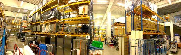 Berlin Lager Management Digitalisierung avado System Lager Verwaltung