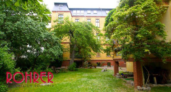 2017 0907 Garten Hofgarten Dachgeschosswohnung 12163 Berlin Kauf Objekt 101046 O 56151 Lichtdurchflutet Dachgeschoss Steglitz