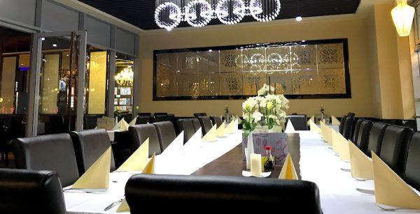 Gruppe Reservierung ohne Asiatisch Asian Buffet Zhous Five Restaurant Chinesisch