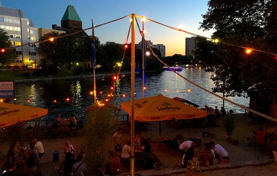2017 Abende Freunde Party August Berlin Sommer Fest Festival Sommerferien