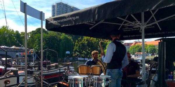 2017 Live Band Musik August Berlin Sommer Fest Festival Sommerferien