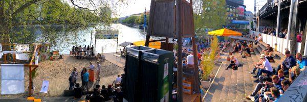 2017 Strassenfeste August Berlin Sommer Fest Festival Sommerferien