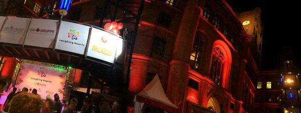 2017 Veranstaltung Nacht Nightlife August Berlin Sommer Fest Festival Sommerferien