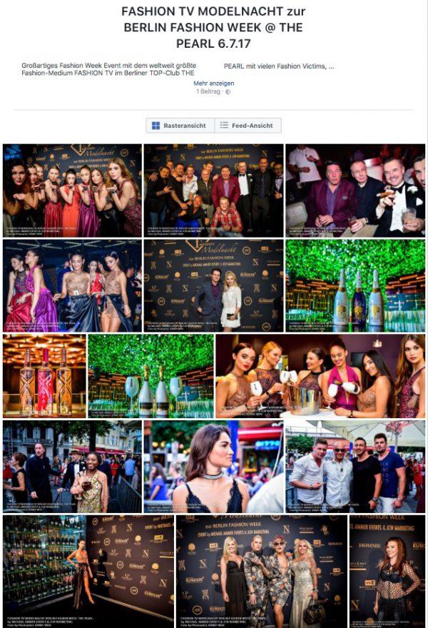 2017 0607 Gerry Concierge Fashion TV Modelnacht Berlin Fashion Week The Pearl by Michael Ammer Events JCW Marketing Fotos Photoartist Jonny Wen