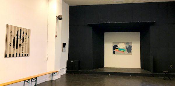 Saal Bühne Vorstellungen PLACCES SOEHT 7 Ateliers ehemalig Frauengefängnis Lichterfelde Sommerfest Betreiber neu Event Location
