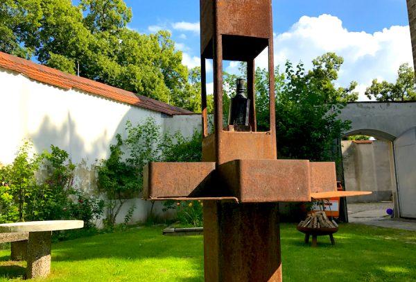 Skulptur Kunst PLACCES SOEHT 7 Ateliers ehemalig Frauengefängnis Lichterfelde Sommerfest Betreiber neu Event Location