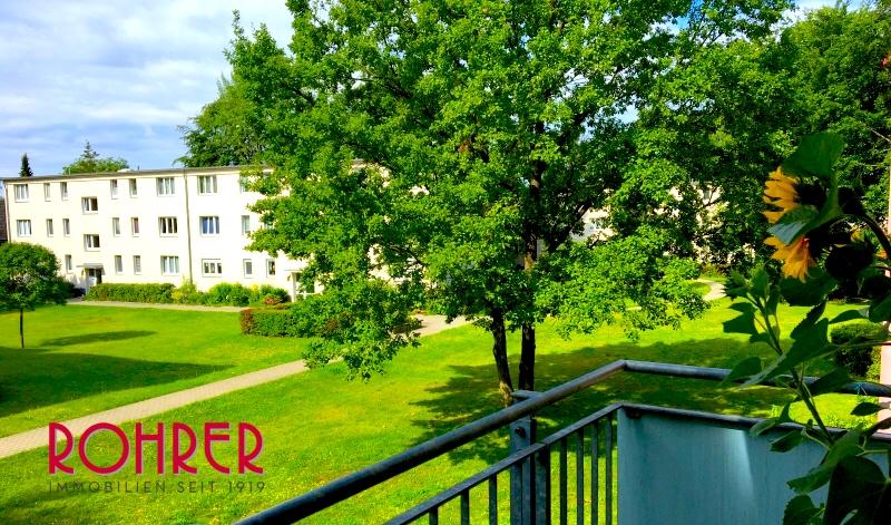 Balkon Wohnanlage Wohnung 12305 Berlin Lichtenrade Kauf ObjektID 101468 O56454 Kapitalanlage 3Zimmer Wohnung Suedbalkon Rohrer Immobilien