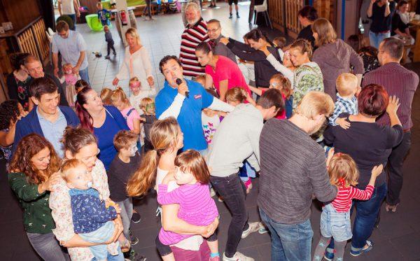 Eltern Kinder Show Kinderbrunch Christian KiKANiNCHEN Legoland Discovery Hofbräu Berlin Photoconcierge Joerg Unkel