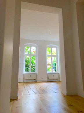 Hofseite Gewerbefläche saniert Heckmann Hoefe Oranienburger Strasse Synagoge Dr Joachim Koehrich Vermietung