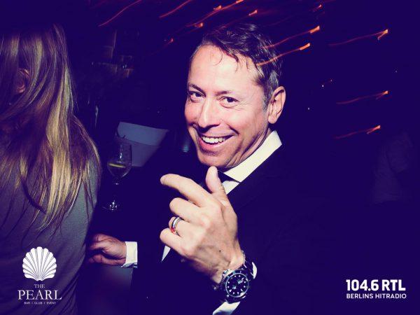 Afterwork Pearl Berlin Club Fasanenstrasse Kurfuerstendamm Live Musik Concierge Gerry