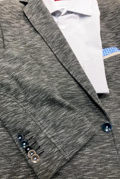 Business Anzug Grau Hemd Stones Jersey Sakko Fynch Hatton Sons Seidensticker outlet Grosshandelspreise Showroom Draga Thamke Grosshandel Fashion