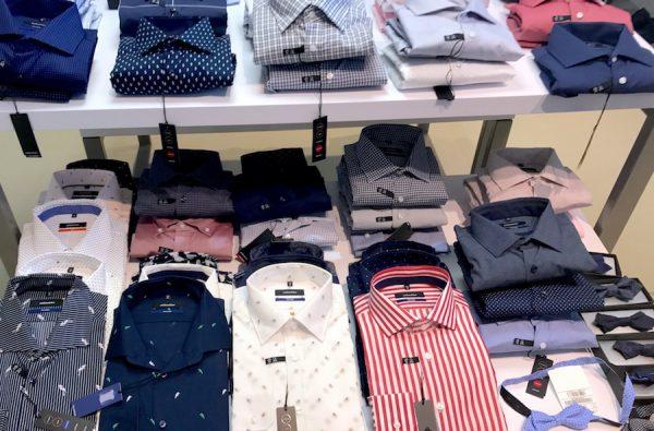 Seidensticker Hemd Hemden outlet Grosshandelspreise Showroom Draga Thamke Grosshandel Fashion