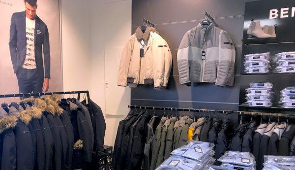 Winter Jacke Jersey Sakko Fynch Hatton Sons Seidensticker outlet Grosshandelspreise Showroom Draga Thamke Grosshandel Fashion