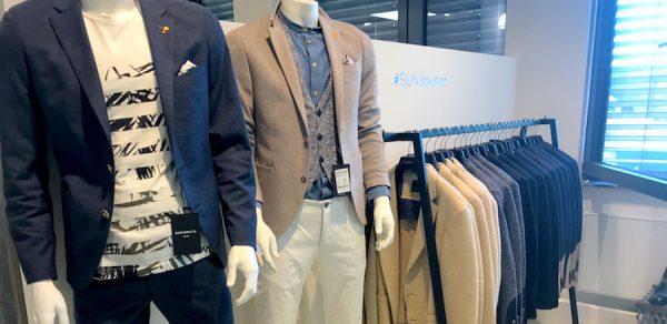 sportlich Stones Jersey Sakko Fynch Hatton Sons Seidensticker outlet Grosshandelspreise Showroom Draga Thamke Grosshandel Fashion