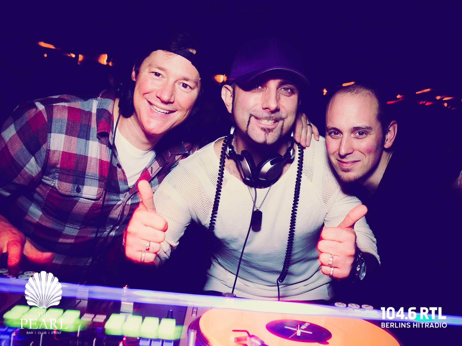 Kudamm Afterwork Pearl Club DJNoppe DJ Fox Carsten Noppe Fox